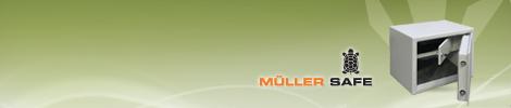 Kedvező árfekvésű megoldás kézifegyver és lőszer tárolására, Müller PWKA!