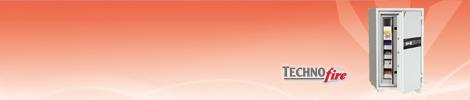 Könnyű kezelhetőség kihúzható fiókokkal, válassza a TechnoFire TDBK széfet!