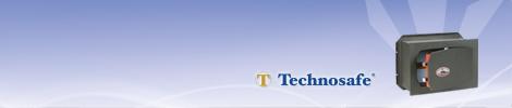 Biztonságos, falba építhető széf 3 millió Ft értékhatárral, Technosafe TK!