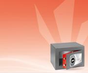 Belépő kategóriás tűzálló bútorszéf elektronikus zárral a TechnoFire sorozatból!