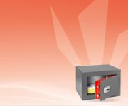 Óvja meg legfontosabb értékeit a tűztől, válassza a TechnoFire DPK kombinált irattárolót!