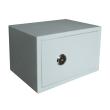 Safebox lemezszekrény, zárt
