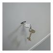 MÜLLER SAFE MP 2 bedobós értékszéf kulcs