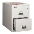 FIREKING FK 2-21 fire resistant filing cabinet