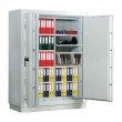 GST-ISS Prag 46107 combined fire resistant document safe