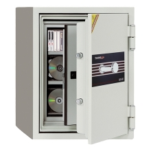 TECHNOFIRE 125SDBK fire resistant data safe
