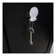 TECHNOMAX HOME SAFE HS/20 standard fegyverszekrény kulcs
