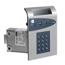 INSYS LOCKS EloStar 7215 Master elektronikus széfzár készlet