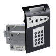 INSYS LOCKS TwinLock B700 Business S 2.1 elektronikus széfzár készlet, VdS 2