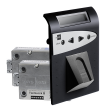 INSYS LOCKS Insys TwinLock C700/FC BioPIN S 2.1 Elektronik-Tresorschloss-Set, VdS 3