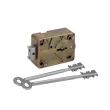 KABA Mauer Primus C 70011 Doppelbart-Schlüsselschloss VdS 3, 2 Schlüssel