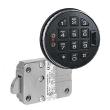 LA GARD La Gard ComboGard Pro 39E 4300 002U/3125 electronic safe lock set