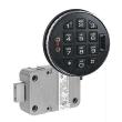 LA GARD La Gard ComboGard Pro 39E 6040 002U/3125 (152) electronic safe lock set