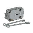 Mauer Preator B 70079 kéttollú kulcsos zár VDS 2, 2 db kulccsal