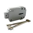 CAWI Cawi Optima 2648 Doppelbart-Schlüsselschloss VdS 1, 2 Schlüssel