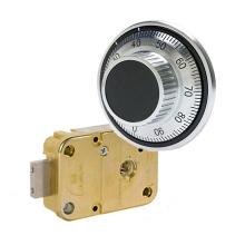 LA GARD La Gard 3390/1777, 3-dial mechanical combination safe lock set