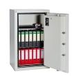 SISTEC Euroguard SE II-0 combined fire resistant euro grade document safe