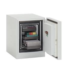 SISTEC S100 kombinált adattároló bútorszéf