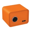 BASI mySafe 350C Elektronik-Tresor, orange, geschlossen