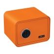 BASI mySafe 350C elektronikus széf, narancssárga, zárt