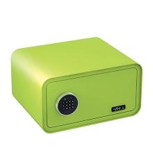 BASI mySafe 430C elektronikus széf, almazöld, zárt