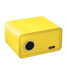 BASI mySafe 430C elektronikus széf, citromsárga, zárt