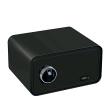 BASI mySafe 430F ujjlenyomatos széf, fekete, zárt
